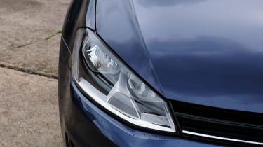 VW Golf - lights