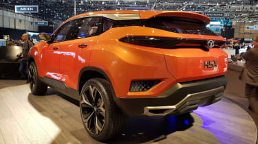 Tata H5X rear