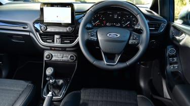 Ford Fiesta - interior