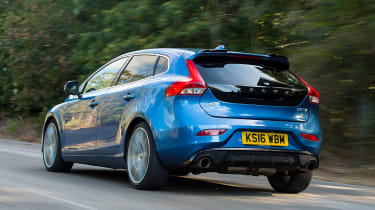 Volvo V40 Polestar Performance Pack - rear
