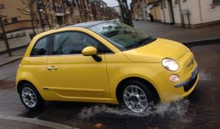 500 puddle