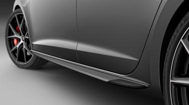SEAT Leon ST Cupra Carbon Edition - side