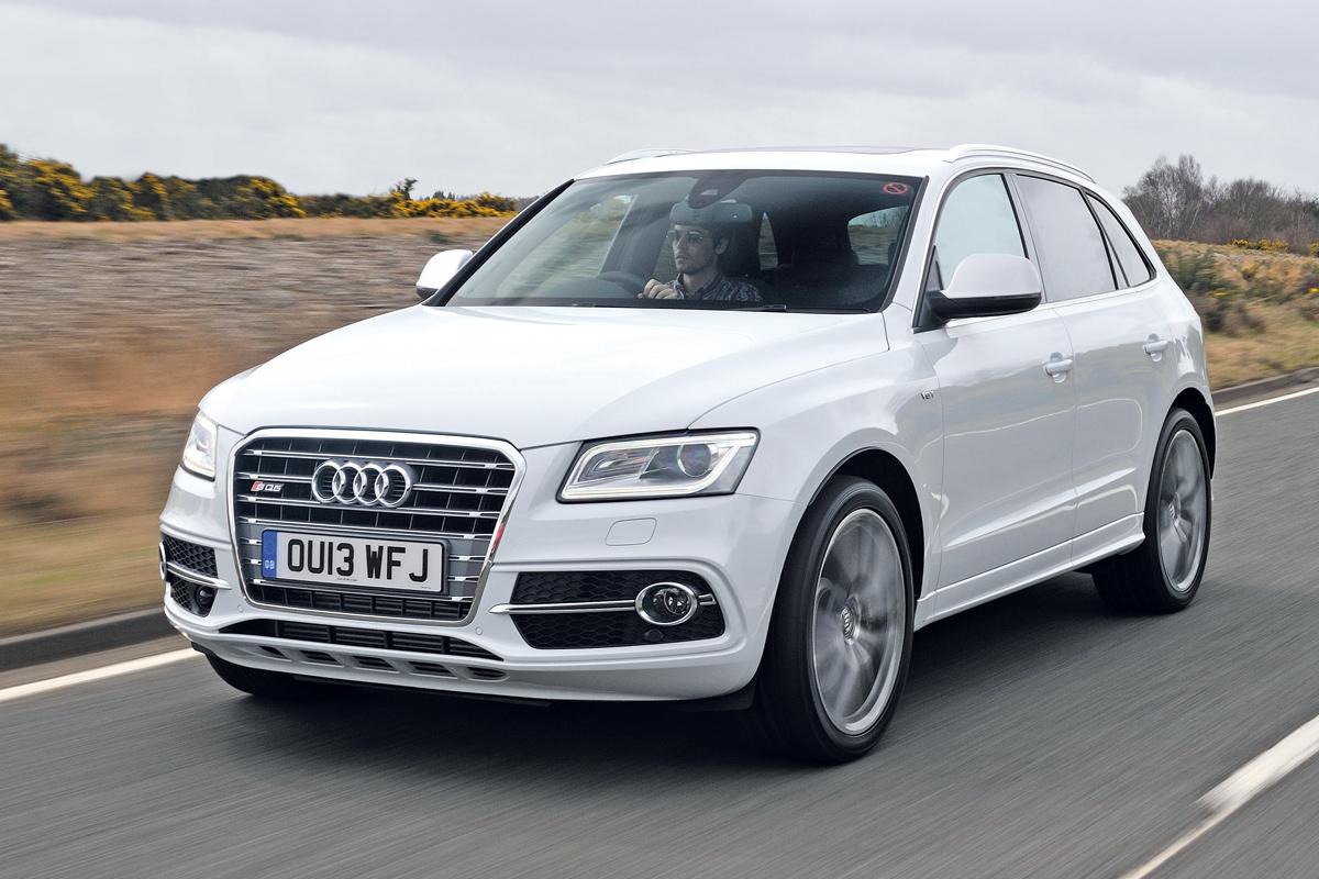 Kelebihan Audi Sq Top Model Tahun Ini