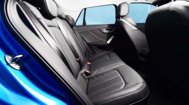 Audi Q2 - rear seats