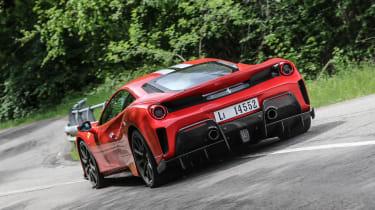 Ferrari 488 Pista - rear