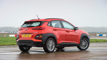 Hyundai Kona - rear static