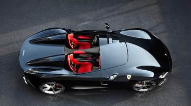 Ferrari Monza SP2 - above
