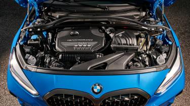 BMW M135i 2019 engine