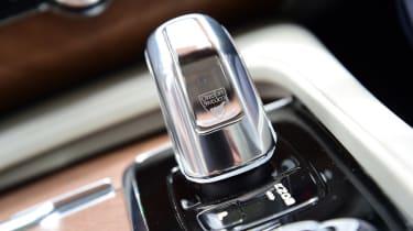 Volvo XC60 T8 - transmission