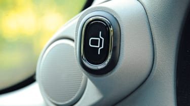 Chrysler Ypsilon TwinAir detail