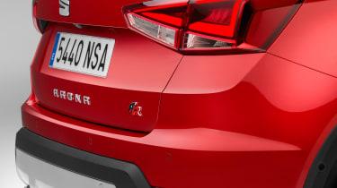 SEAT Arona tailgate - sponsored
