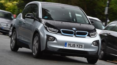 Ultimate guide to car sharing - DriveNow BMW i3
