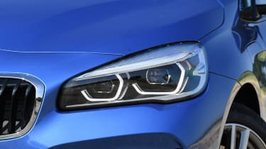 BMW 225xe Active Tourer - headlight