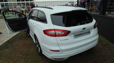 Ford Mondeo Estate ST-Line - Goodwood FoS