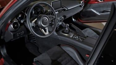 Mazda MX-5 RF Launch Edition cabin