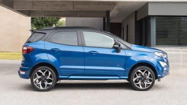 Ford EcoSport - side static