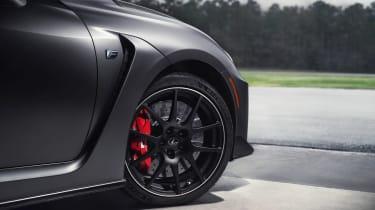 Lexus RC F Track Edition - wheel