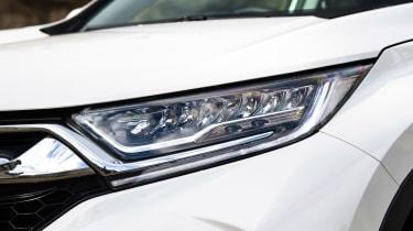 Honda CR-V hybrid - front light