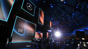 Frankfurt Motor Show 2019 - Mercedes