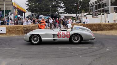 Goodwood Festival of Speed - Mercedes 300SLR