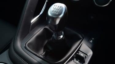Jaguar E-Pace - gear lever