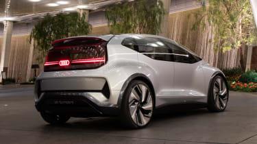 Audi AI:ME concept - rear static