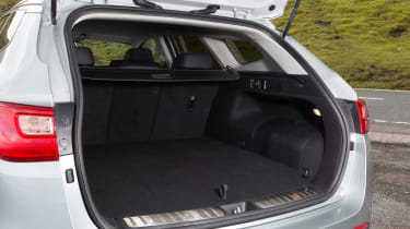 Kia Optima Sportswagon PHEV - boot