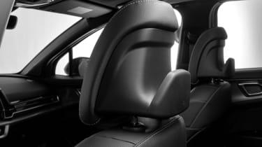 Kia Sportage - headrest