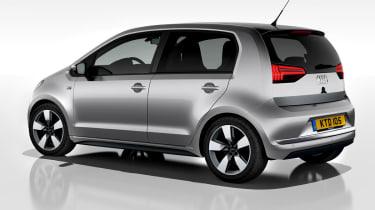 Audi A0 rear