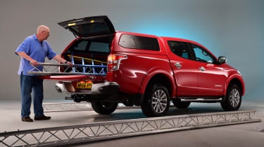 Mitsubishi L200 Long-term test review - photoshoot