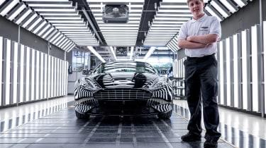Aston Martin feature -