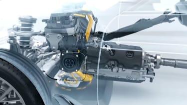 BMW 530e wireless charging