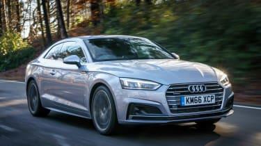 Audi A5 - front