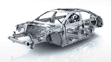 Peugeot 508 tech - structure