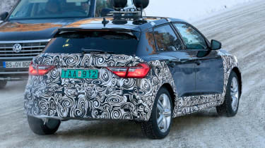 Audi A1 Allroad - spyshot 7