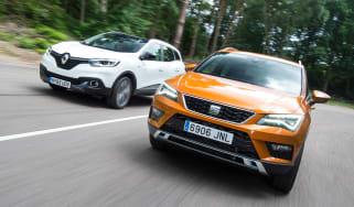 SEAT Ateca vs Renault Kadjar - header