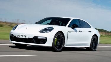 Porsche Panamera 4 E-Hybrid - front
