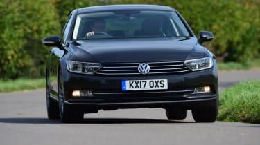 Volkswagen Passat - corner