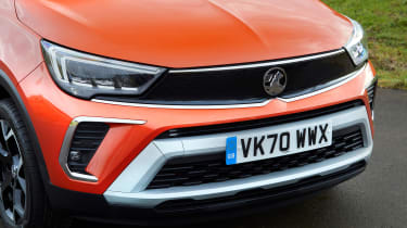 Vauxhall Crossland - front