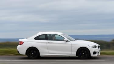 BMW 2 Series - side