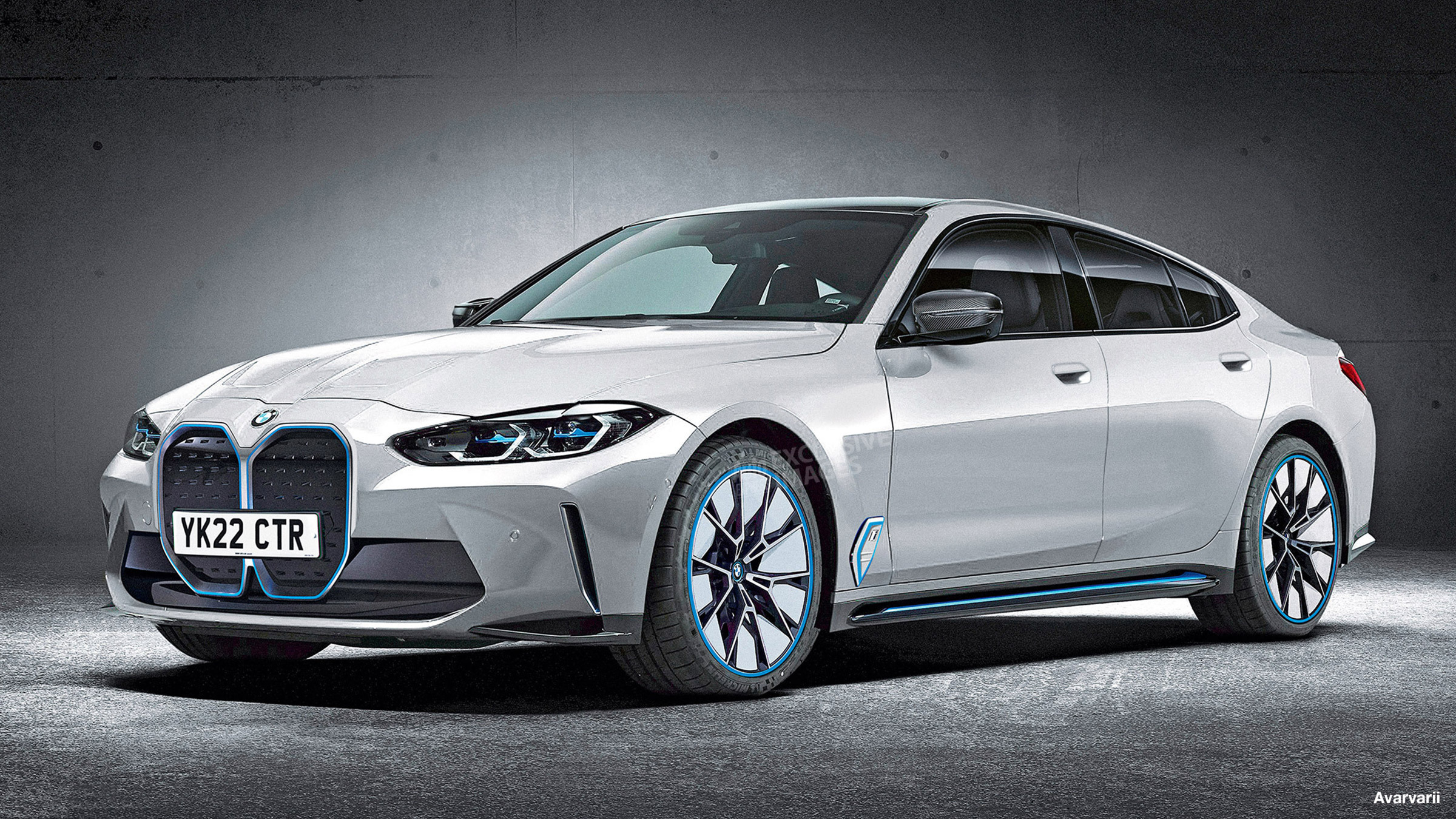New Bmw I4 Set To Lead Charge Of Six New Electric Cars Auto Express