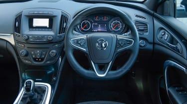 Used Vauxhall Insignia - dash
