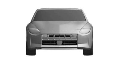 Nissan 400Z patent