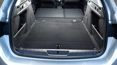Peugeot 308 SW - boot