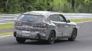 BMW X8 - 2021 spyshot 6