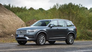 Volvo XC90 T8 - front static