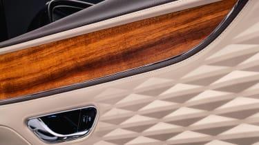 Bentley Flying Spur Odyssean Edition - door