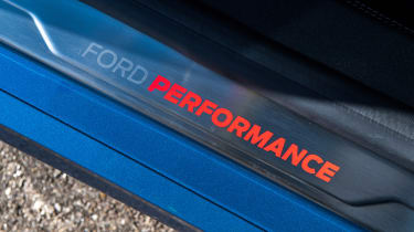 Ford Fiesta ST - detail