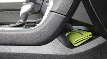 Ford Edge - storage