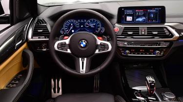 BMW X3M - dash